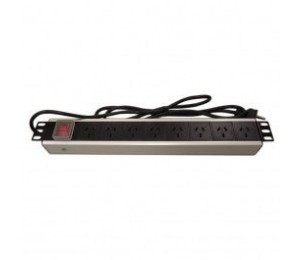 Linkbasic 6-port 15a Power Distribution Unit Au Approved (15a Connection Required) Lb-pdu15-6