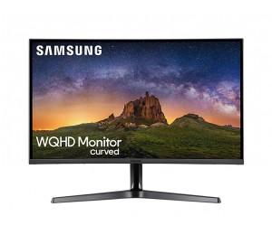 "Samsung G50 32"" Curve(16:9) Qhd 2560x1440 4ms Hdmi Dp 144hz 3yr (black) Lc32jg50qqexxy"