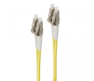 Alogic 5M Lc-Lc Single Mode Duplex Lszh Fibre Cable 09/ 125 Os2 Lclc-05-Os2
