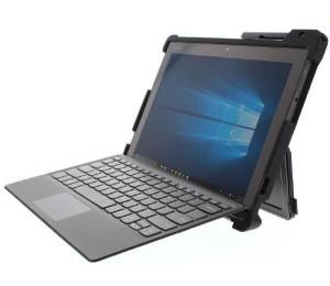 Gumdrop DropTech Lenovo Miix 520 / 510 Case - Designed for: Lenovo Miix 520 / 510 DT-LM520-BLK_BLK