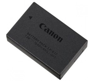 Canon Lpe17 Battery To Suit Eos 750d Eos 760d Lpe17