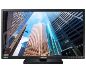 Samsung 24In Series 4 Led - 1920X1080 16:9 250Cd/ M2 Mega Dcr 5M Display Port Dvi Vga Has Tilt Pivot