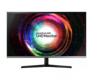 "SAMSUNG H850 31.5"" UHD(16:9) VA LED 3840X2160 4MS HDMI D/ PORT TILT H/ ADJ VESA 3YR LU32H850UMEXXY"