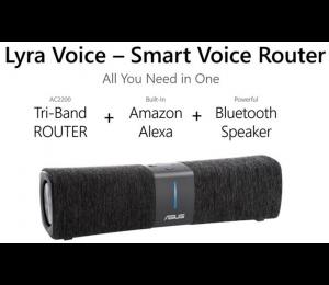 Asus Lyra Voice Lyra Voice-Smart Voice Router 90Ig04N0-Mz7G00