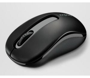 Rapoo M10 Plus 2.4Ghz Wireless Optical Mouse Black - 1000Dpi 3Keys M10 Plus Black