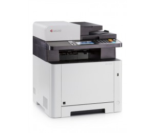Kyocera Ecosys Mfp M5526cdn A4 Colour Laser. 26ppm Scan Copy Fax Duplex 2yr 1102r83as0