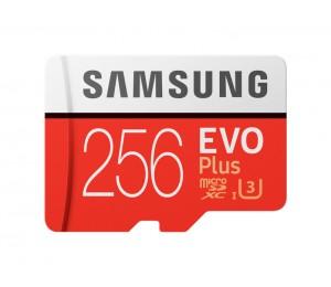 Samsung Micro Sd 256Gb Evo Plus/W Adapter 100Mb/S Read 90Mb/S Write 10 Years Limited Warranty Mb-Mc256Ga/Apc