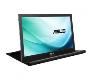 "Asus 15.6"" Ips-led 16:9 1920x1080 11ms 2500nits 600:1 Usb(3.0) Silver Black 3yrs Wty 90lm0183-b01110"