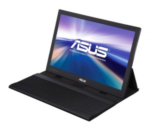 "Asus 15.6"" 1920x1080 Ips Usb Type-c 0.8kg Usb Portable Monitor 90lm0180-b01110"