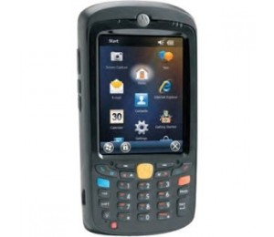 MOTOROLA MC55, 2D, 256/1GB, BATT STD WIFI, KEYBOARD PIM, WM 6,5 IN MC55A0-P30SWNQA7WR