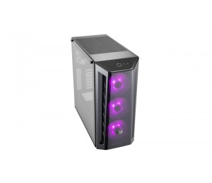 Coolermaster Masterbox Mb520 Rgb Tempered Glass Window Atx Case Mcb-B520-Kgnn-Rgb