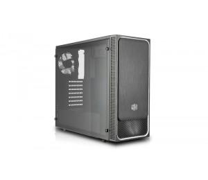 Cooler Master MasterBox E500L Windowed, ODD bay, ATX, mATX, ITX (MCB-E500L-KA5N-S02) MCB-E500L-KA5N-S02