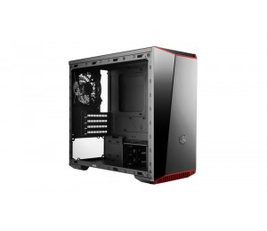 Coolermaster Masterbox Lite 3.1 Matx Dark Mirror Design Tempered Glass Panel 3 Color Tr Mcw-l3s3-kgnn-00