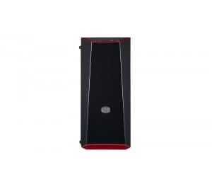 Cooler Master MasterBox Lite 5, ATX, Black with Dark Mirror design, full size transparent panel,