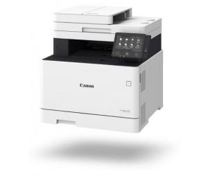 Canon Mf735cx Mfp A4 Colour Printer Print/copy/scan/fax 27 Ppm (mono/colour) Wireless 12.7cm Colour