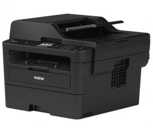 Brother Wireless Compact Mono Laser All-in-One-34 ppm LAN WiFi NFC Auto 2-Sided Print&Scan 33.6K