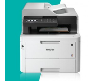 Brother Wireless Networkable Colour Laser Multi-function Centre With 2-sided Printing & 2-sided