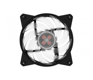 Cooler Master MasterFan Pro 120 Air Balance RGB 3 in 1 with RGB LED Controller CM-CF-MFY-B2DC-133PC-R1