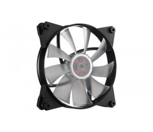 COOLER MASTER MASTERCASE FAN PRO 140MM AIR FLOW RGB CASE FAN, CERTIFIED COMPATIBLE WITH ASUS, GIGABYTE