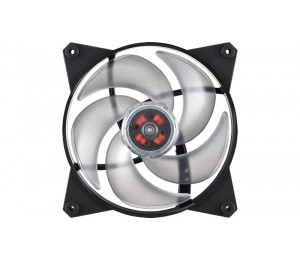 COOLER MASTER MASTERCASE FAN PRO 140MM AIR PRESSURE RGB CASE FAN, CERTIFIED COMPATIBLE WITH ASUS,