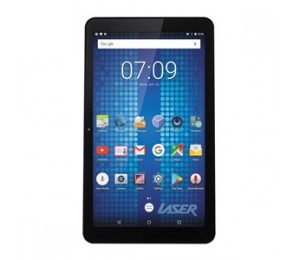 Laser 10 Inch Quad Core Android 7 Tablet, Hd Screen Mid-1087