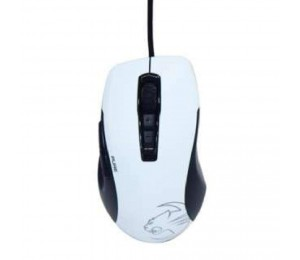 Roccat Kone Pure Owl-Eye Optical Rgb Gaming Mouse - Black & White Roc-11-725-We-As