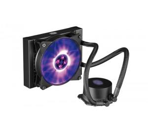 Cooler Master MasterLiquid ML120L RGB CPU Cooler, RGB via controller or MB sync, Support AM4, 1151