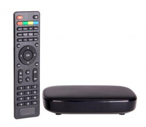 Laser Quad Core Android Smart Media Player With Dvb-t2 Mmc-b18