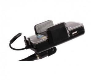 Allkit Ipod/ Iphone Handsfree Car Kit & Fm Transmitter Mobaccvafallkit