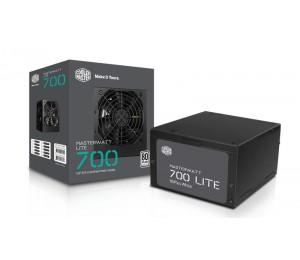 Cooler Master MasterWatt Lite 700W, 80 Plus CM-PSU-MPX-7001-ACABW-AU