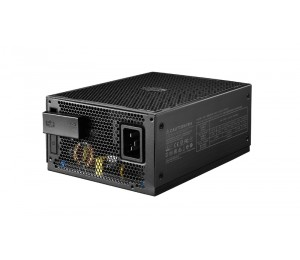 Cooler Master Masterwatt Maker 1200w Power Supplie Unit, Top Of The Range, 80 Plus Titanium, Software