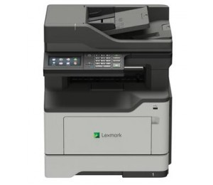 Lexmark Network Ready, Print Copy Scan Fax, Duplex, 40 Ppm, 1 Ghz Dual-core, 1gb Ram, 4.3-inch Colour