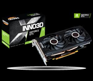 Inno3D Geforce Gtx 1660 Ti 6Gb Hdmi 2.0B 3X Displayport 1.4 N166T2-06D6-1710Va15