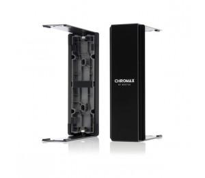 Noctua NA-HC4 Chromax.Black Heatsink Cover For NH-D15 Series NA-HC4-BLACK