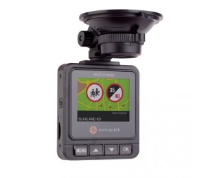 Laser Ultra High Definition 1296p In Car Digital Video Recorder With Gps Tracking And Map Display