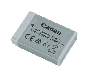 Canon Nb13l Battery Pack For G7x Nb13l