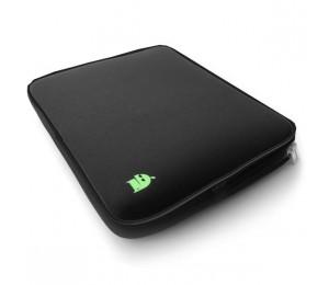 LEMEL 12 to 14 inch Laptop Bag Sleeve Case (Black) NBBLEM12INBLKSL