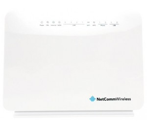 NetComm VDSL/ ADSL N300 WIFI MODEM ROUTER WITH NF10WV