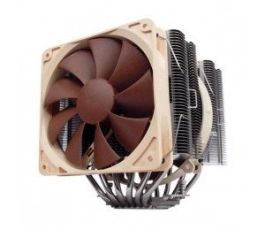 Noctua CPU Cooler: 775, 1156, 1155, 1150 1366, AM2, AM2+, AM3, ultimate quiet NH-D14