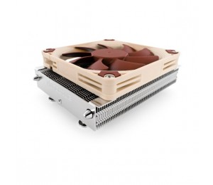 Noctua Nh-l9a-am4 Low Profile Am4 Cpu Cooler Nh-l9a-am4