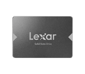 "Lexar 256Gb 2.5"" Sata Iii (6Gb/s) Sequential Read Up To 520Mb/S Lns100-256Rb"