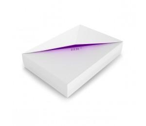 NZXT White & Purple HUE+ Advanced PC Lighting Controller NZT-AC-HUEPS-W1