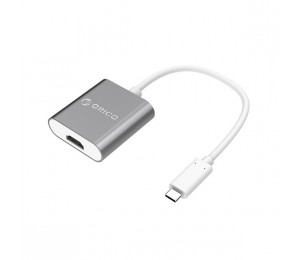 Orico Silver RCH Type-C To HDMI Adapter ORC-RCH-SV