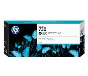 HP 730 300-ml Photo Black DesignJet Ink P2V73A