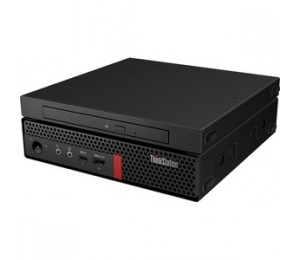 Lenovo Thinkstation P330 Tiny I7-8700T 1X32Gb Ram 1Tb Ssd Nvp 620-2Gb(4X Mdp) Wifi+Bt Win10 Pro
