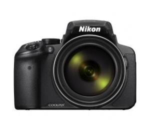 Nikon COOLPIX P900 16.1MP 83x Zoom P900-Black