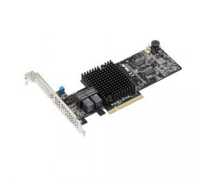 Asus Pike II 3108 8-Port Internal Sas12G Raid Card 2Gb Cache 16Pd (Minisas Hd) Pikeii3108-8I-16Pd-2G-Au