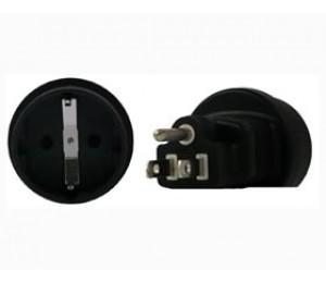 Schuko To Us 3 Pin Plug Adapter