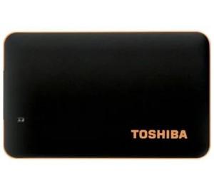 Toshiba X10 500gb Ssd Portable Hdd Super Speed Usb3.1 Matte Black 3yr Pa5284a-1mdg