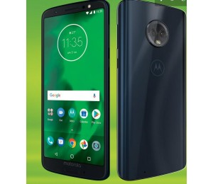 Motorola G6 - Deep Indigo Paag0016au